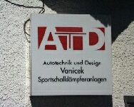 the exhaust shop ADT in Thansuss, Germany